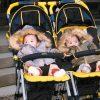 双子育児のベビーカーはこれがおすすめ!