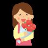 母の日に一言メッセージをそえるなら何がよい?感謝の気持ちを伝える定番文例!