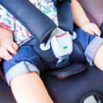 チャイルドシートに新生児を乗せるときに注意!間違えると致死率が急上昇!?
